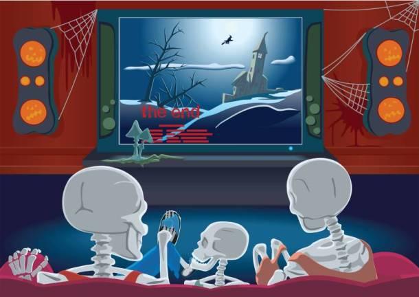 Halloween movies in Kansas City