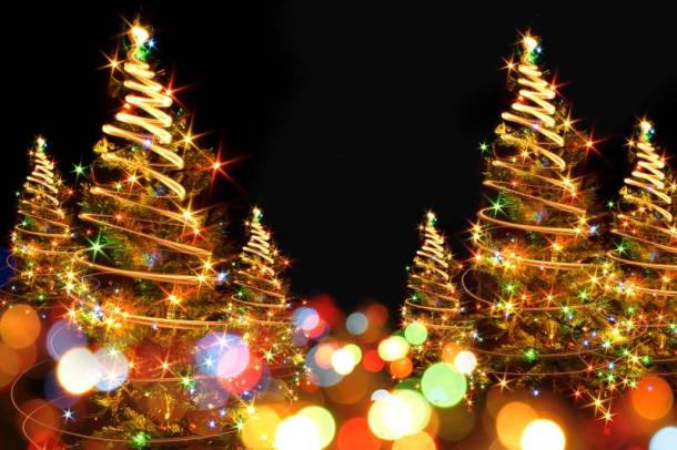 Winter Magic Christmas Light Display in Kansas City