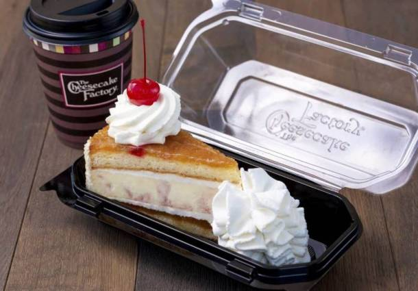 The Cheesecake Factory offer