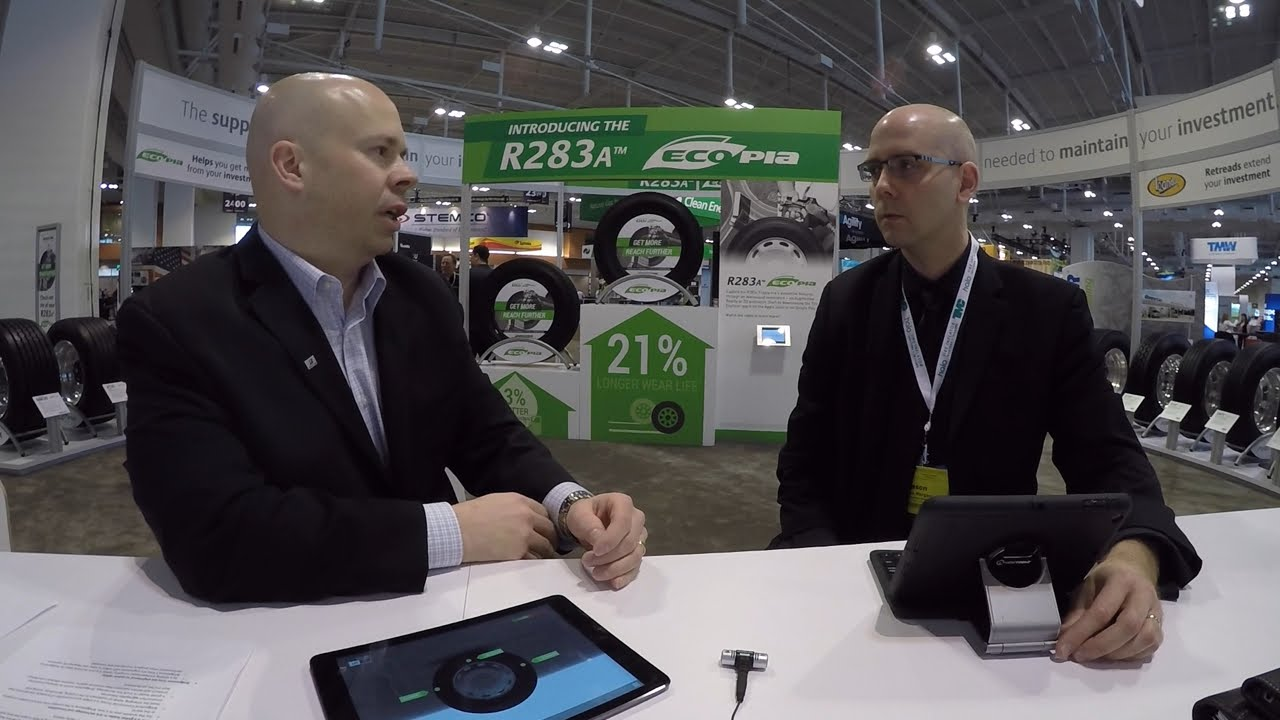 A truck tire conversation with Bridgestone Commercial