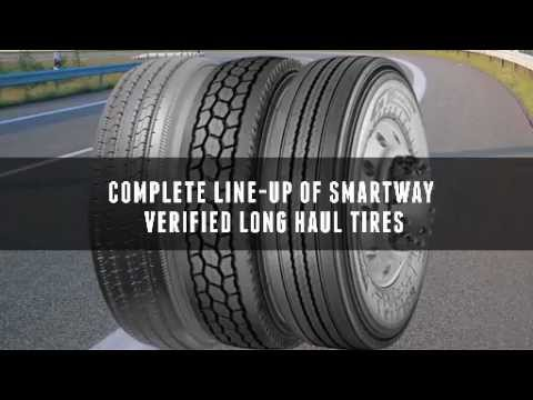 GT Radial Commercial Truck Tires Overview.mov