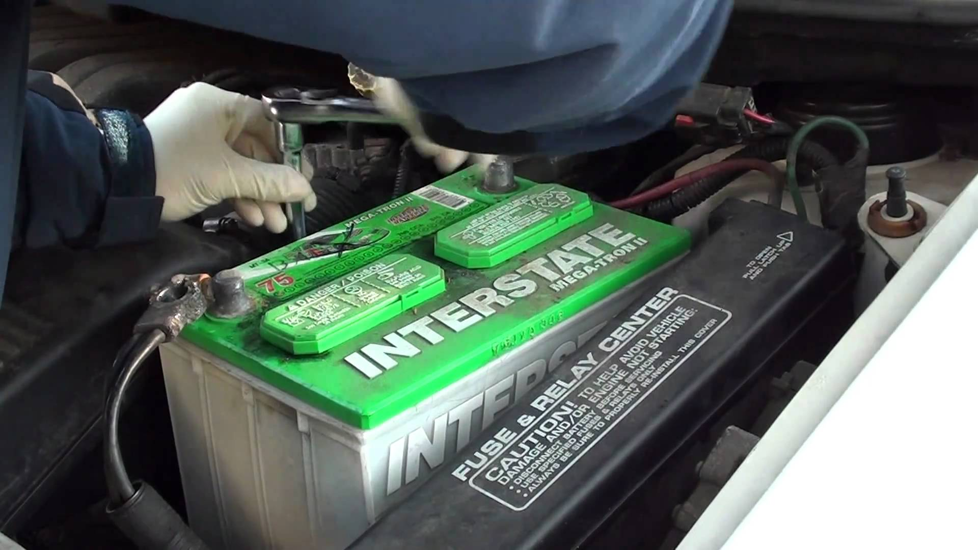 How to Replace a Car Battery