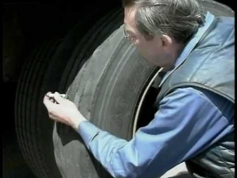 Tire Pre-Trip Inspection Guidelines