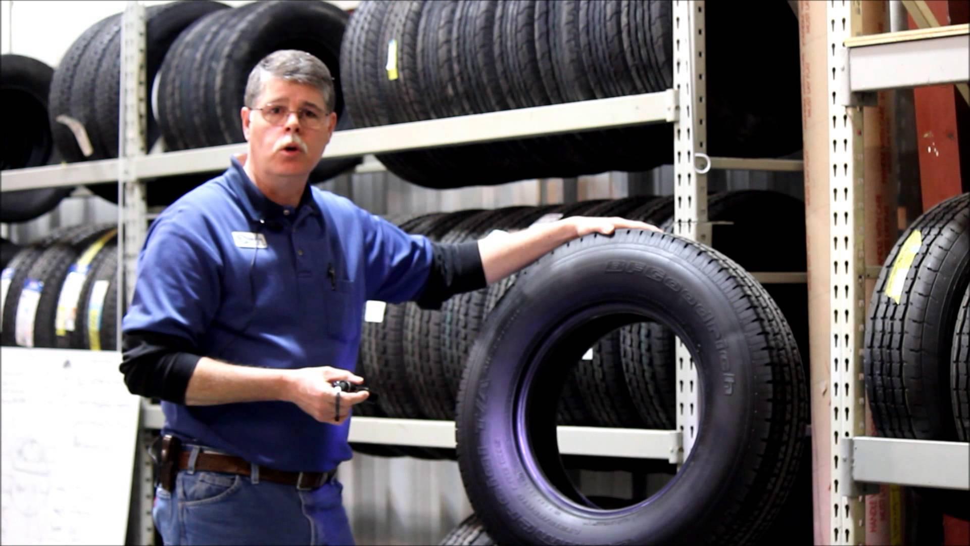Trailer Tires, ST Tires vs LT Tires vs Passenger Car Tires ~ The Right Tires for your Trailer