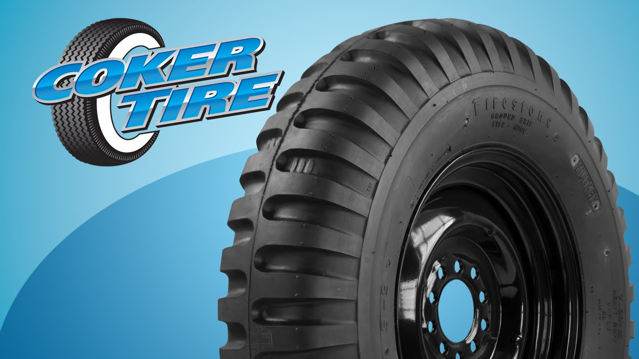 Firestone Military Tires | NDT
