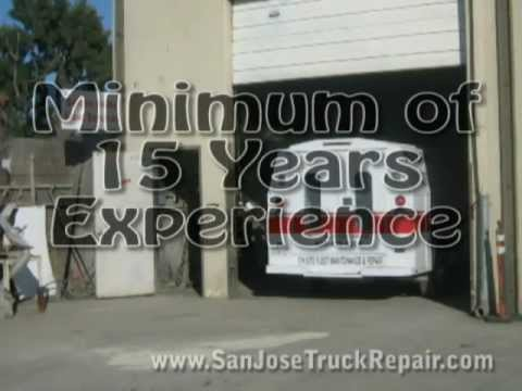 Mobile Truck Repair and Fleet Maintenance in San Jose and Greater Bay Area
