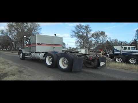 1979 Chevrolet Bison semi truck for sale | no-reserve Internet auction December 28, 2016