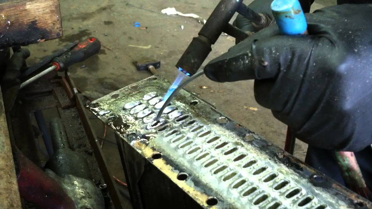 Freightliner Radiator repair