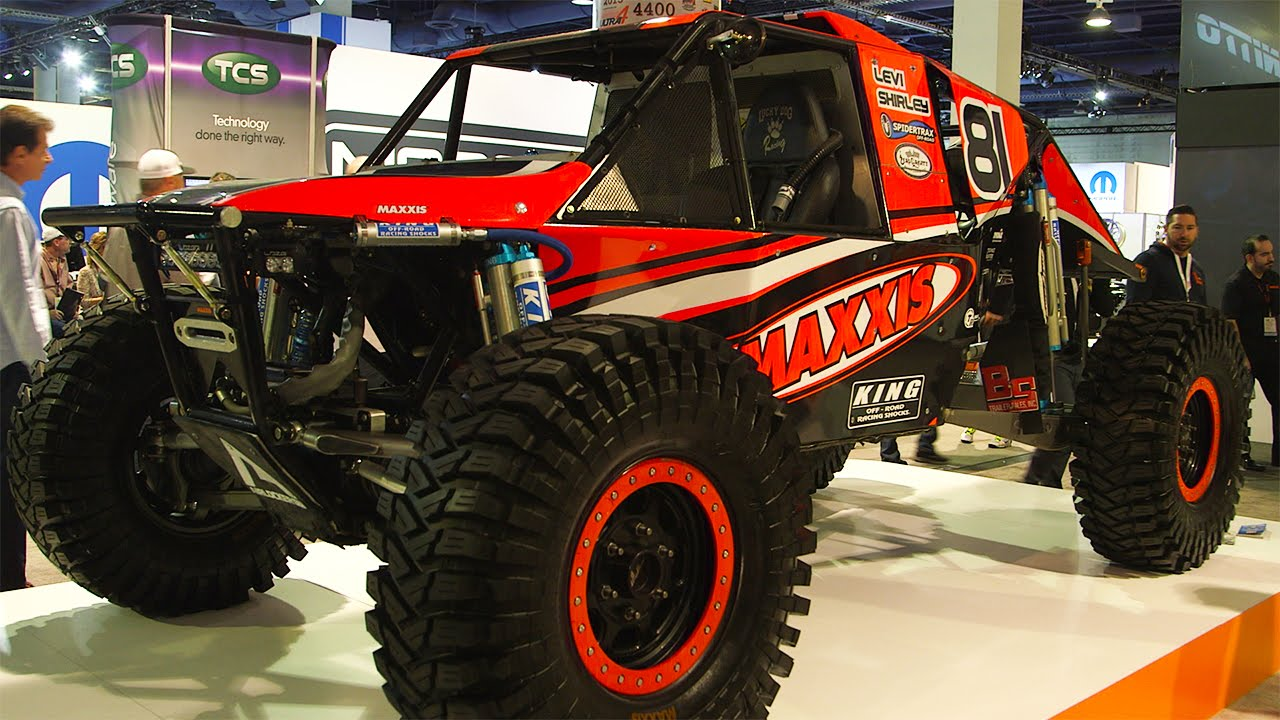 Off-Grid Campers, New Diesel Titans and Off Road Tires with Fred Williams - SEMA Week 2015 Ep. 4