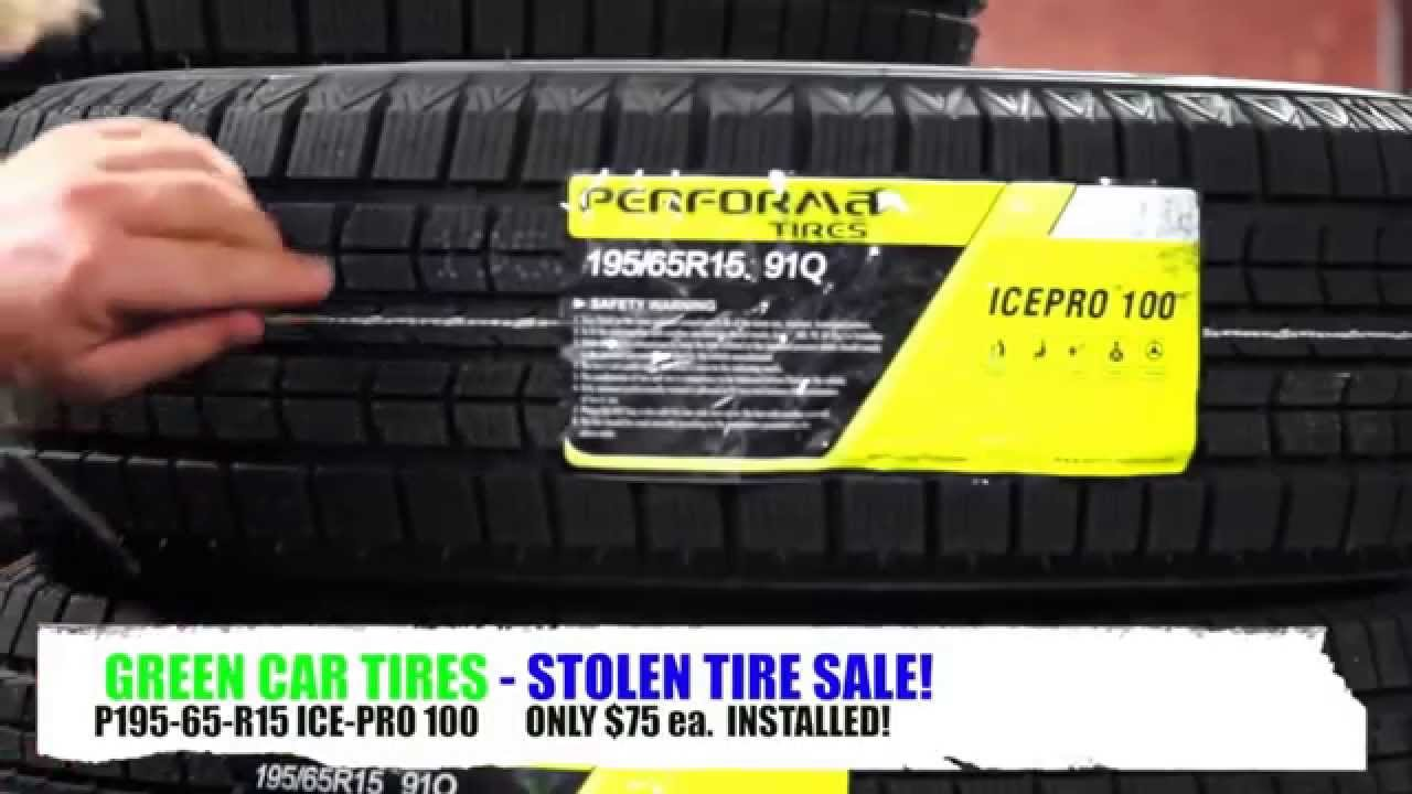 OMG! Really Cheap tires! Winter Tire Sale on now in Toronto