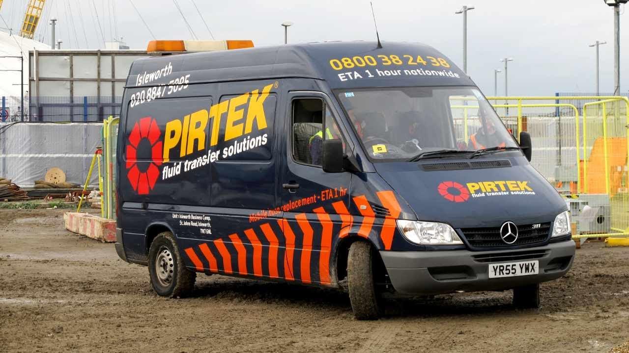 Pirtek - On-Site repair 24 hours