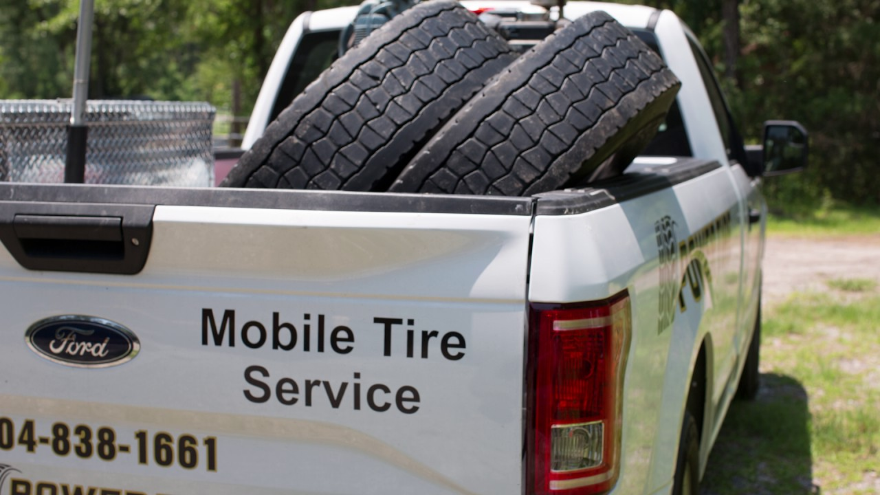 Power Tire - Mobile Tire Repair Semi Truck 24/7