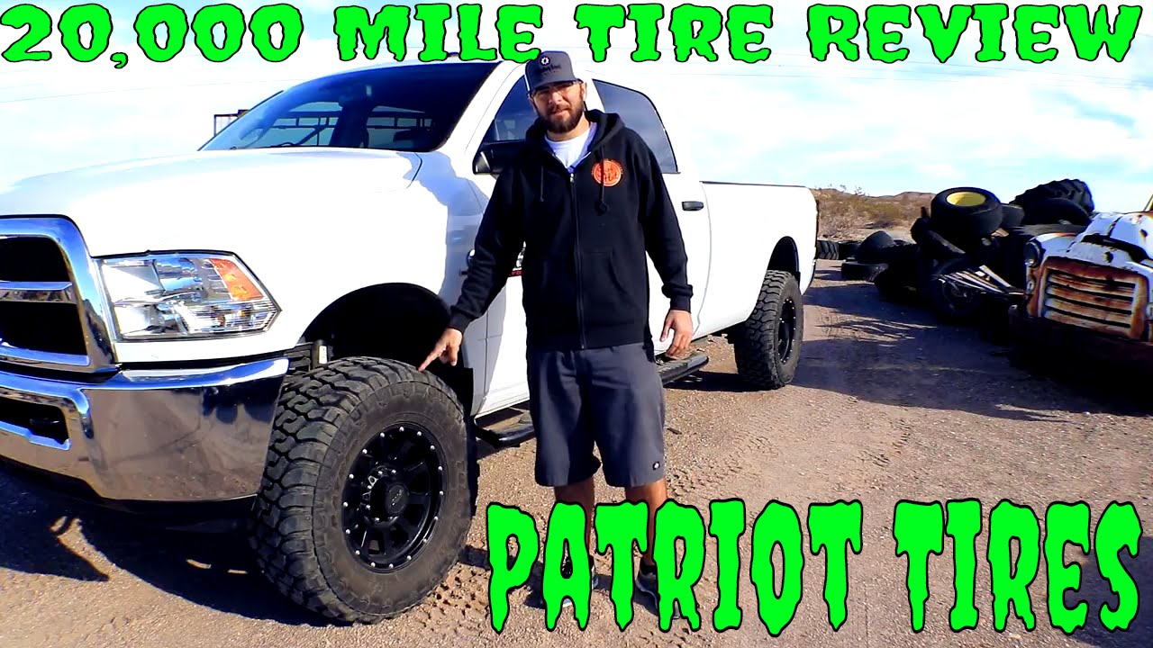 20,000 Mile Patriot Tire's Torque MT Review