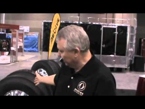 John Hull Discussing Broad Range of Aeolus Truck Tires
