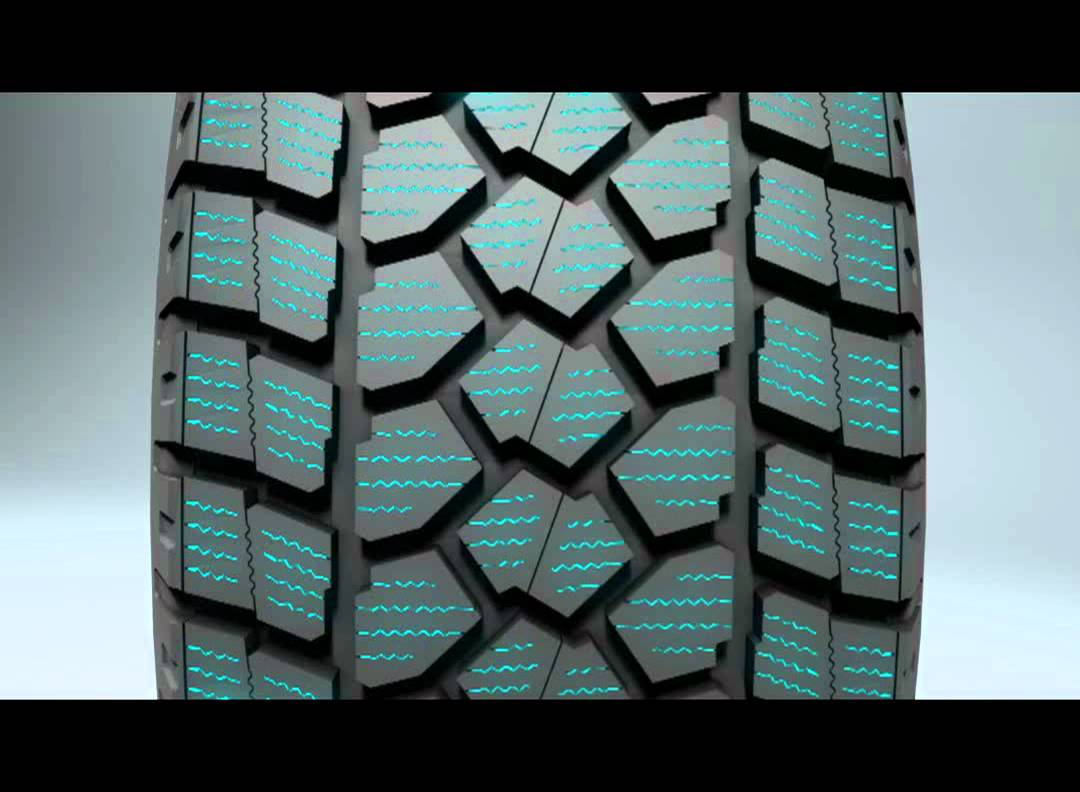 Open Country WLT1 Winter Commercial Tire - Toyo Tires Canada