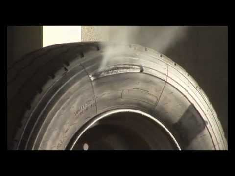 The Dangers of Heavy Tyre Explosions
