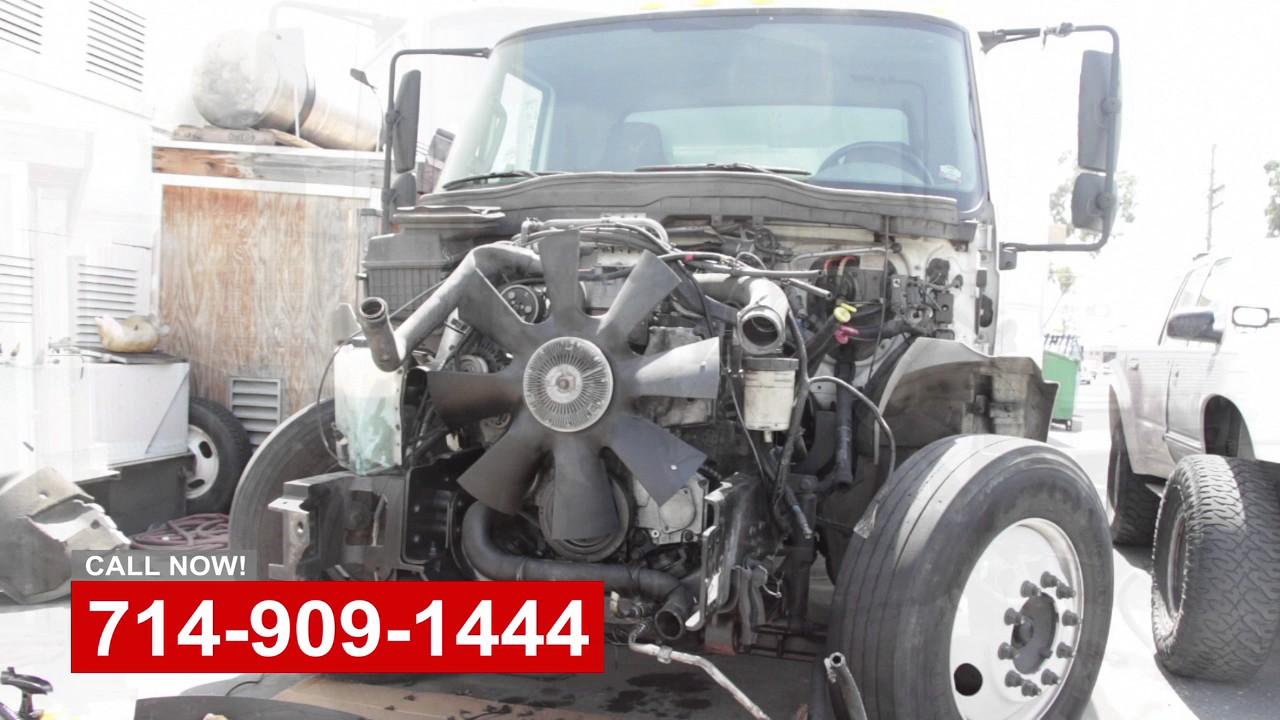 Truck Repair Shop In Orange County California