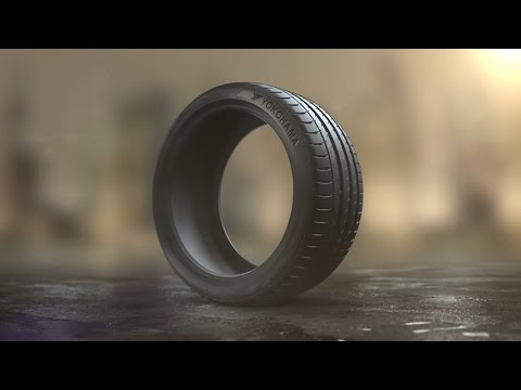 Yokohama Tires TV Commercial | The One You Rely On