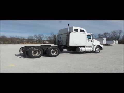 2007 International 9400i semi truck for sale | no-reserve Internet auction March 9, 2017