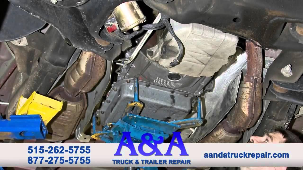A&A Truck & Trailer Repair | Class 8 Truck Repairs & Roadside Services in Des Moines, IA