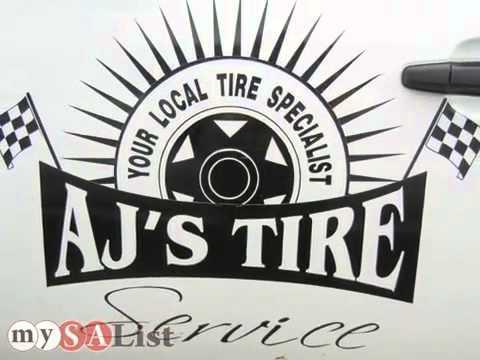 AJ's Tires Schertz TX