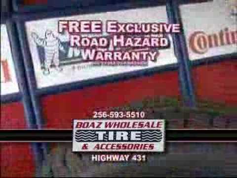 Boaz Wholesale Tires