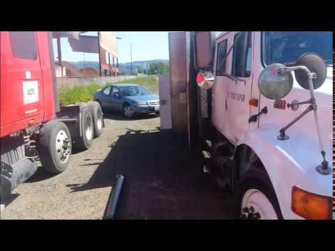 Emergency Roadside Service Ridgefield WA Exit 16
