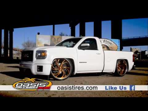 OASIS TIRES COMMERCIAL!