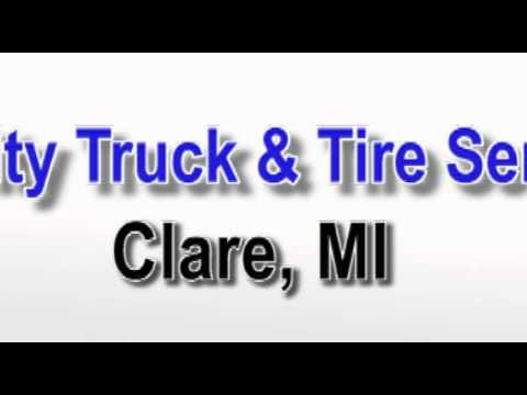 Quality Truck & Tire Service in Clare, MI | 24 Hour Find Truck Service