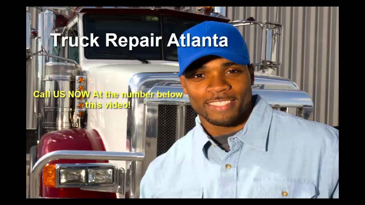 Truck Repair Atlanta | Mobile Truck Repair Atlanta