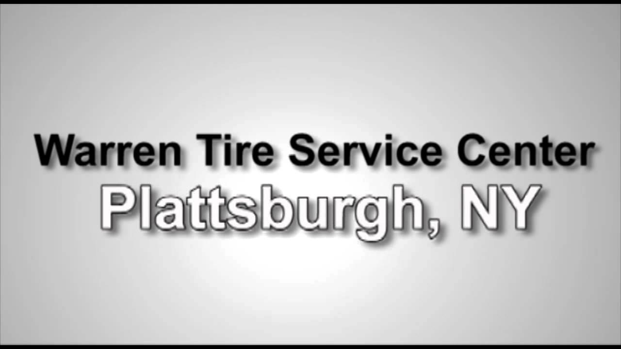 Warren Tire Service Center in Plattsburgh, NY | 24 Hour Find Truck Service