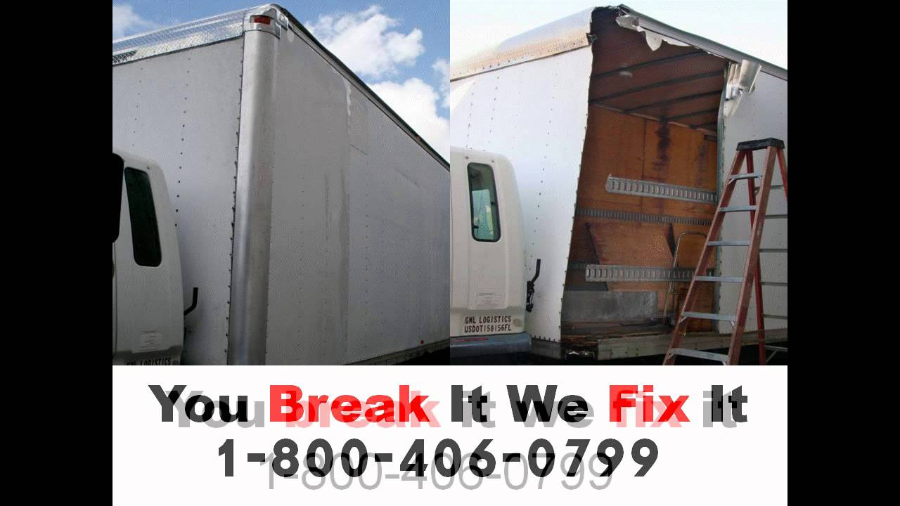 | 1-800-406-0799 box truck repairs commercial cargo van container trailer food moving Georgia ga |