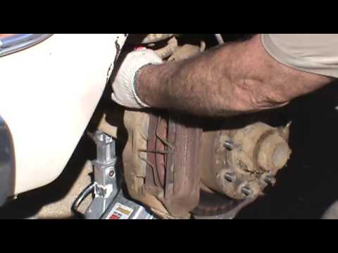1977 Ford F250 Front Disc Brake Repair