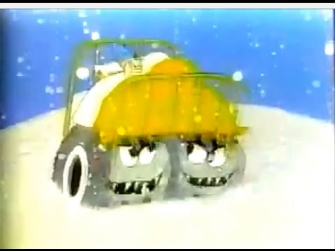 Animated Firestone Tires Commercial (1978)