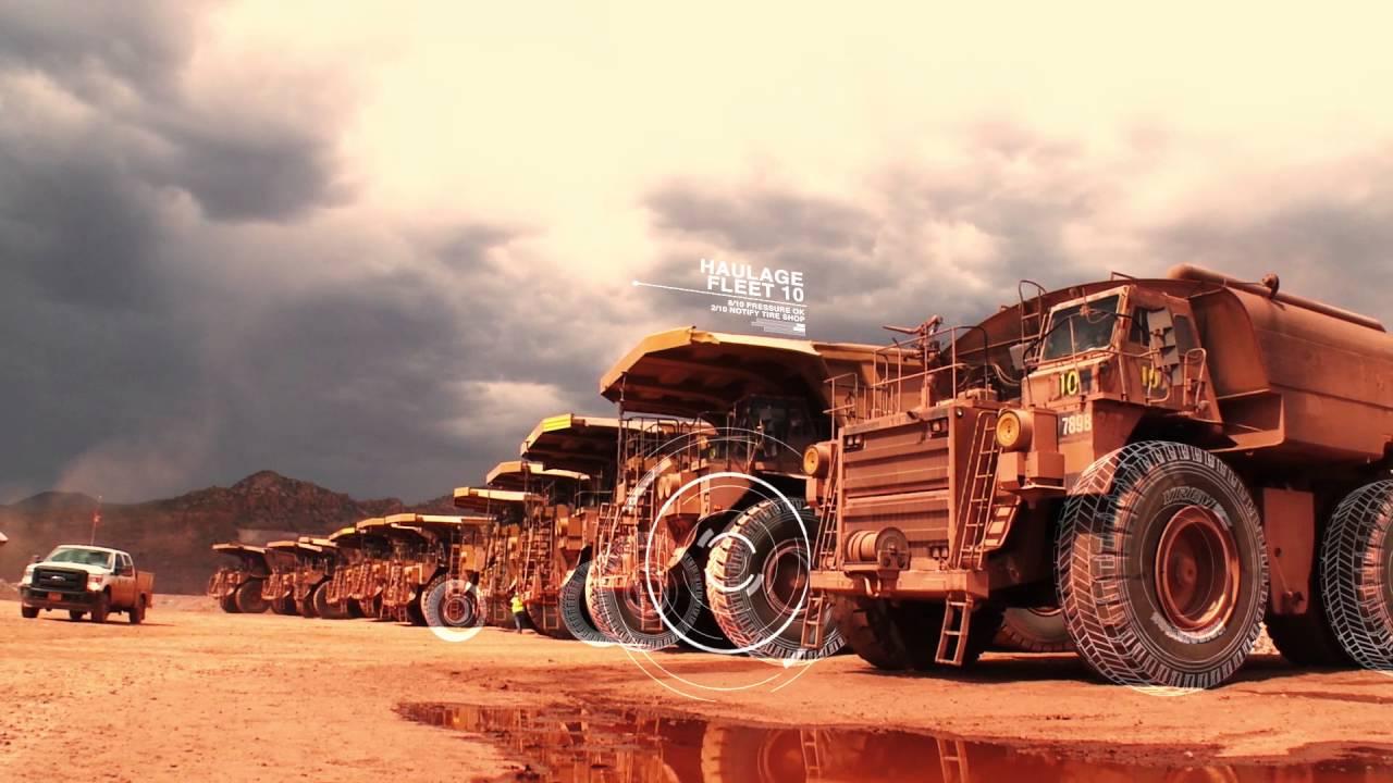 Bridgestone Mining - B-TAG