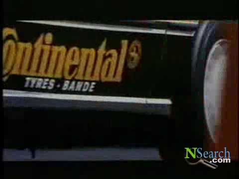 Continental Tires Commercial - Rooftop