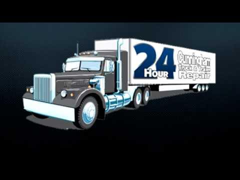 Cunningham 24HR Truck  & Trailer Repair in Saint Mary's