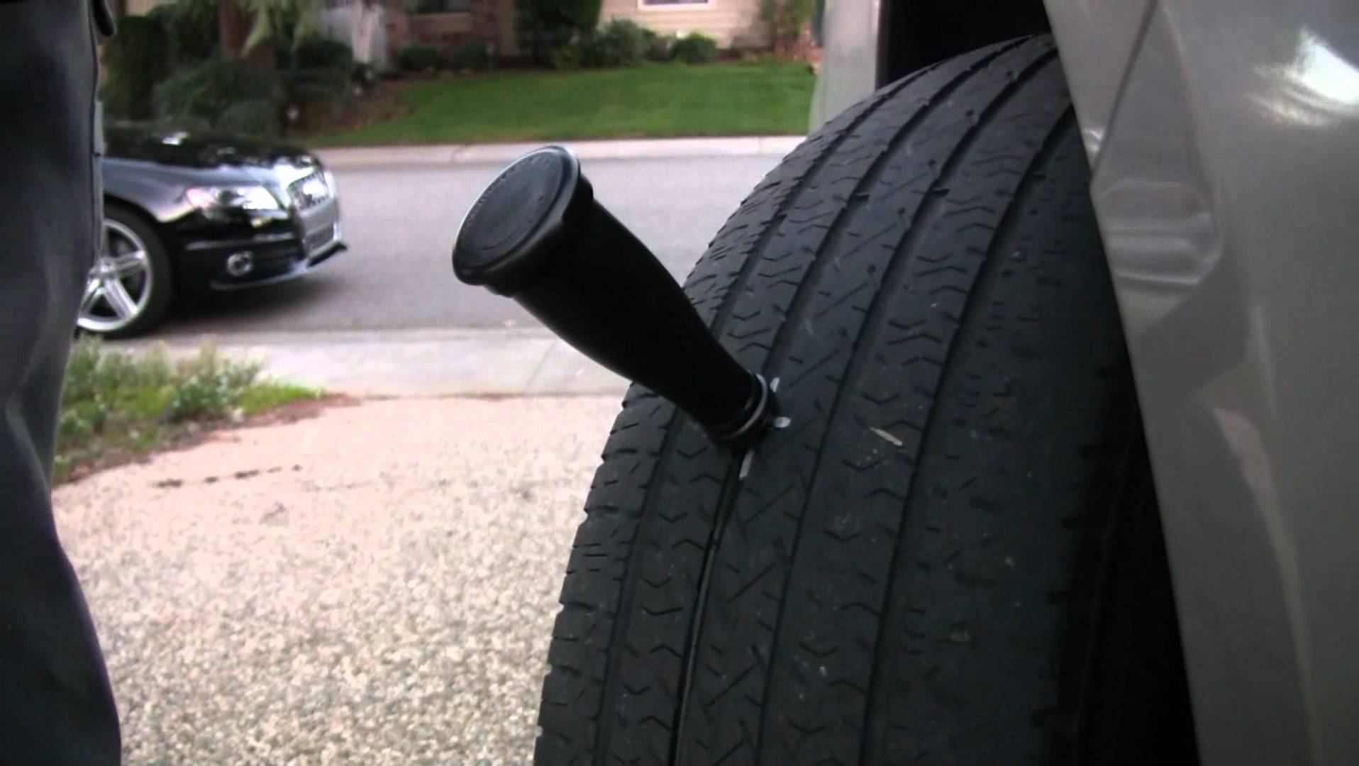 Dynaplug® Tire Repair - Adding a second plug to a puncture