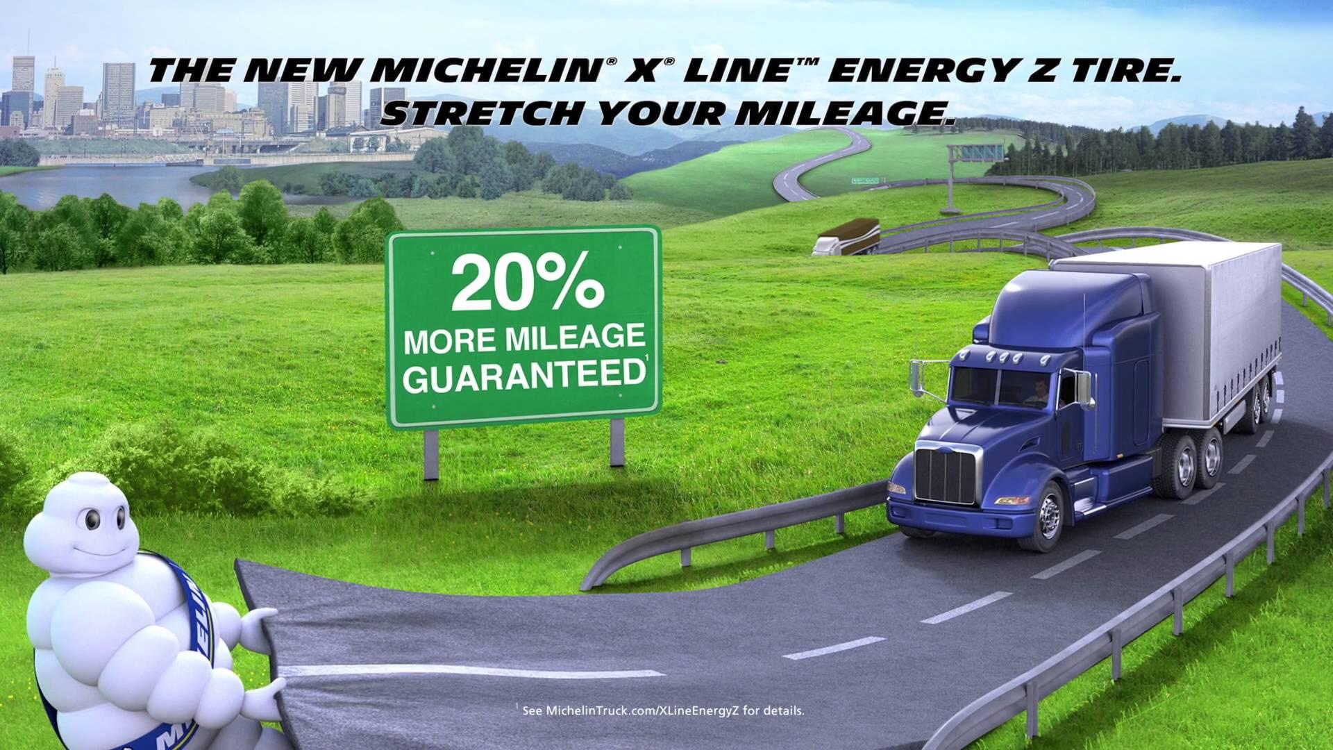 MICHELIN® X® LINE™ ENERGY Z