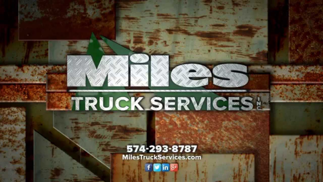 Miles Truck Services - Truck Repair & Mobile Service