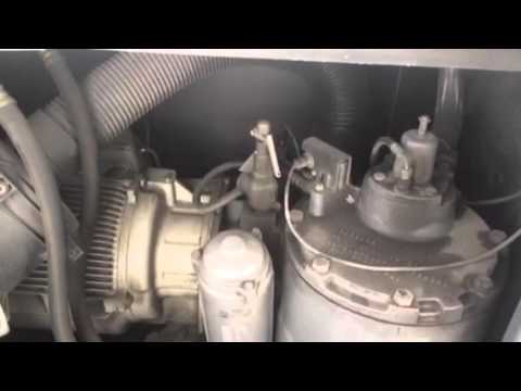 Pneumatic Air dryer leak repair