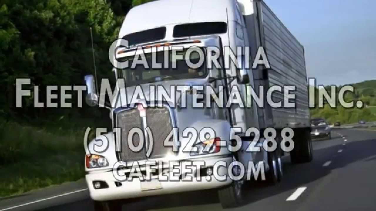 Semi Truck Repair, Truck Maintenance in Hayward CA 94544