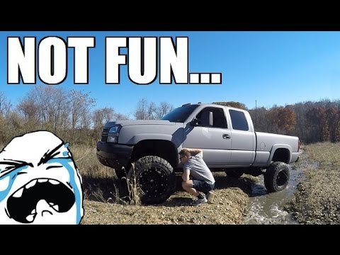 THIS Is Why I RARELY Take My Truck Off Road...