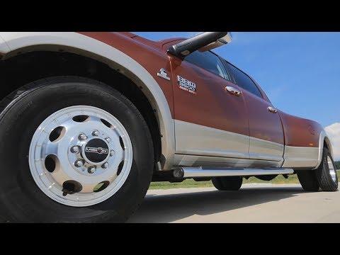 VISION WHEEL Heavy Hauler & COOPER Tire