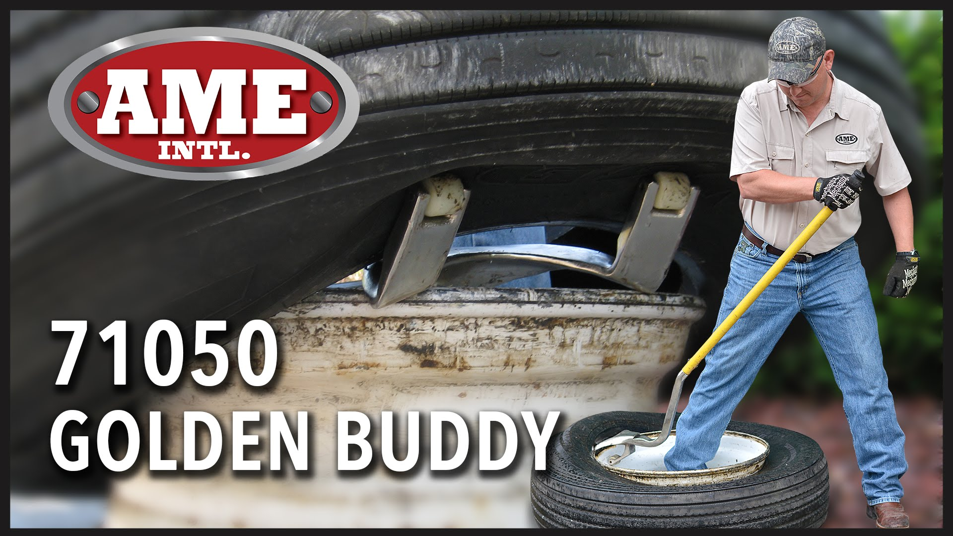 AME #71050 Golden Buddy