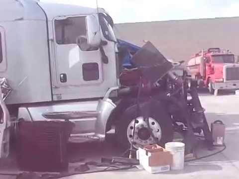 Big Rig Collision Repair Shop Artesia, CA Tel: 562 865 3000