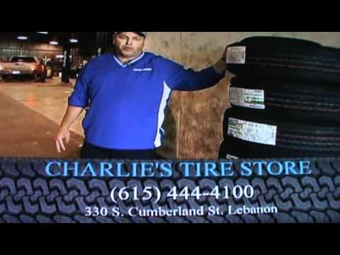 Charlies Tire Commercial