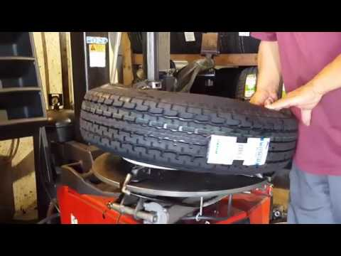 Good tire vs Cheap tires - Safety first power wash trailer maintenance
