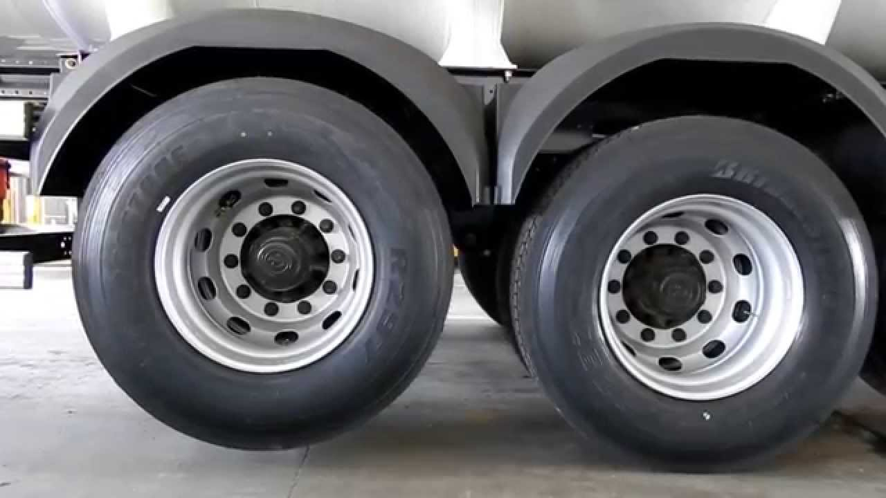 JOST Axle Lift for Semi-Trailer