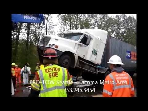 PRO-TOW TowTruck Recovery